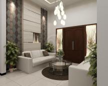 Desain Interior Ruang Tamu Kendal - Konsultan Arsitek