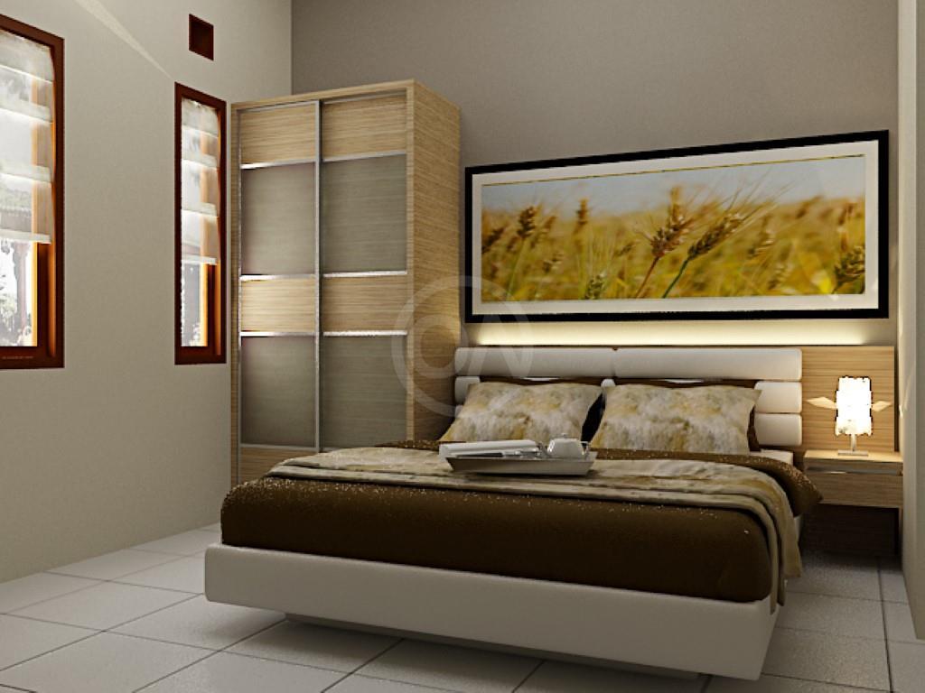 Desain Interior Kamar Tidur Batang  Konsultan Arsitek