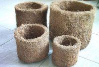 kerajinan dari sabut kelapa