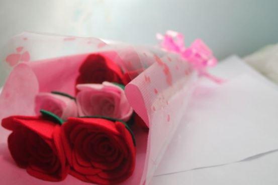 Cara Membuat Bunga Dari Kain Flanel Yang Mudah Dan Lengkap