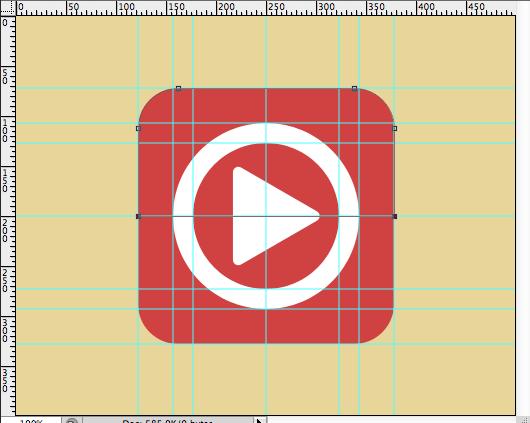 Flat Design Photoshop Tutorial