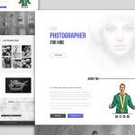 Photographer Portfolio Website
