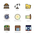 Smashicons: 170 Retro Business Icons