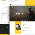 Sparky17 Multipurpose Business Agency and Portfolio Template – Free Demo
