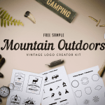 Mountain Outdoor Vintage Logo Kit – Free Sample