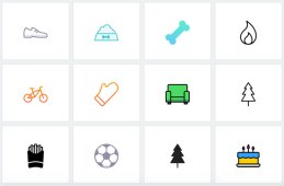 Free Funkies Icon Set