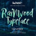 Rainwood Free Typeface