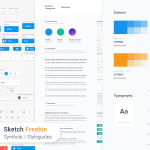 Nested Symbols and Styleguides for Sketch