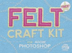 Free Felt Craft Kit