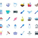 Free 50 Kitchen Icons (PNG, SVG, EPS)