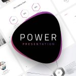 Power – Free Modern Powerpoint Template