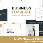 Free Business Presentation Template (PowerPoint & Keynote)