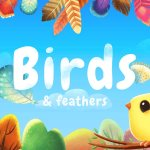 Free Birds and Feathers Graphic Pack
