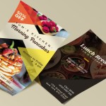 Yums Food Flyer Template