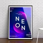 8 Awesome Festival Poster Templates (AI, EPS)