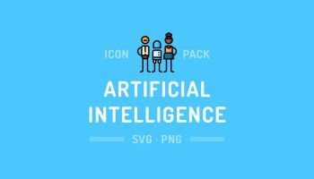 Free Artificial Intelligence Icons Pack