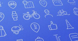 Free Bike Icons Pack