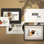 Born Ink – Free Presentation Template