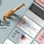 Enable – Modern Presentation Template (Free Version)
