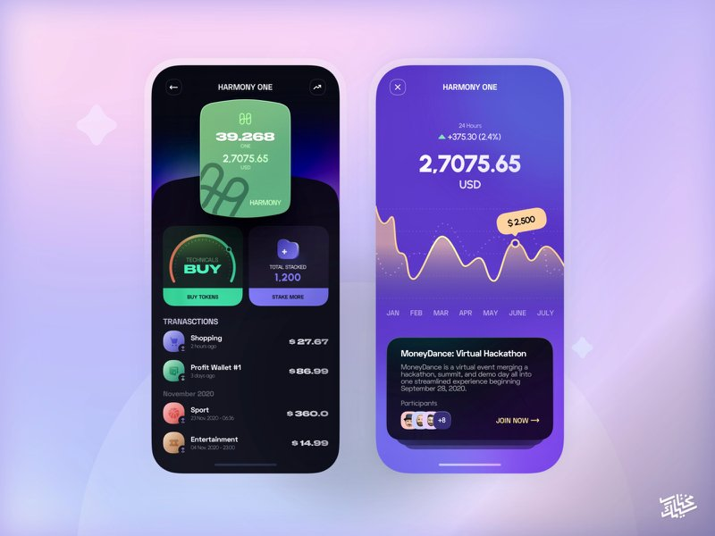 Free Crypto Mobile App - preview