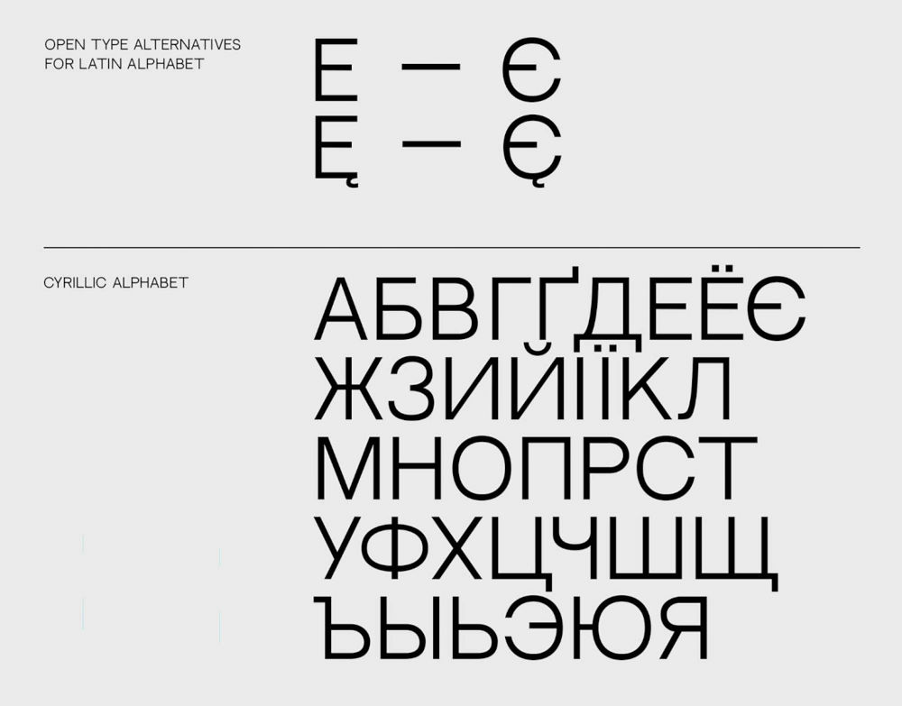 Neutral Face - Free Font Preview