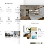 LuxuryHotel – Free HTML Website Template