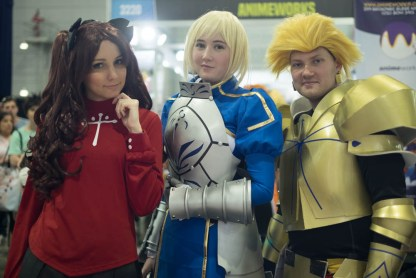 OzComicCon Brisbane 2016 photo by Omaikane