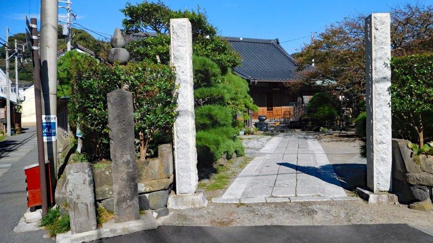 鎌倉・補陀落寺◆境内散歩◆