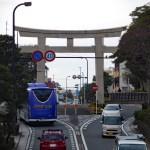 一ノ鳥居◆鶴岡八幡宮・境内散歩(その1)◆