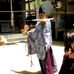 鎌倉・五所神社~例大祭(乱材祭)2019年~(5)三ツ目神楽