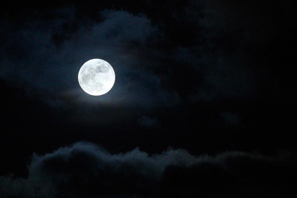 満月のおまじない