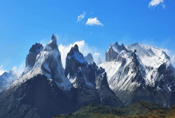 Torres del Paine Shutterstock