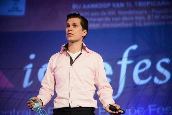 Speaking in Budapest
