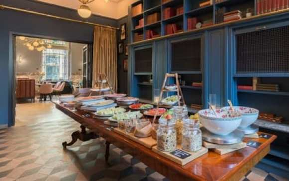 Hotel Indigo The Hague - Palace Noordeinde: breakfast