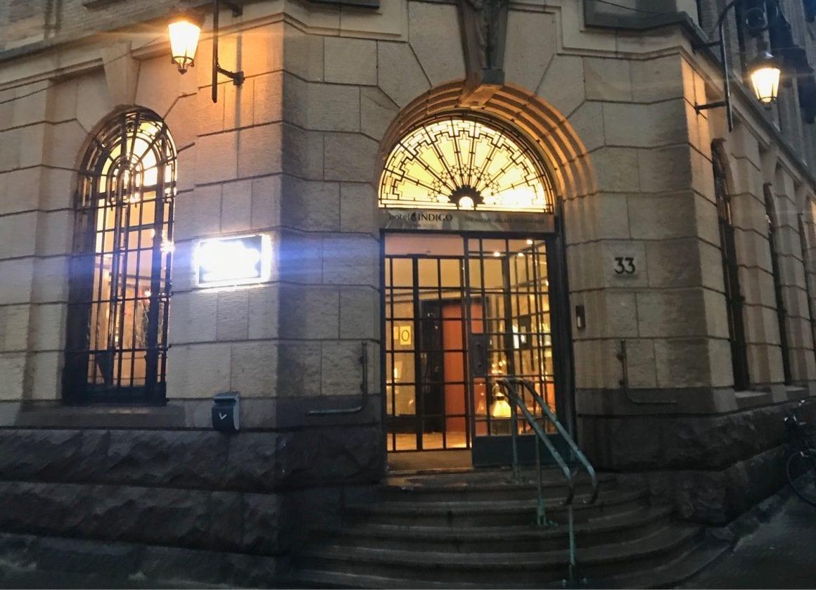 Hotel Indigo The Hague - Palace Noordeinde: entrance