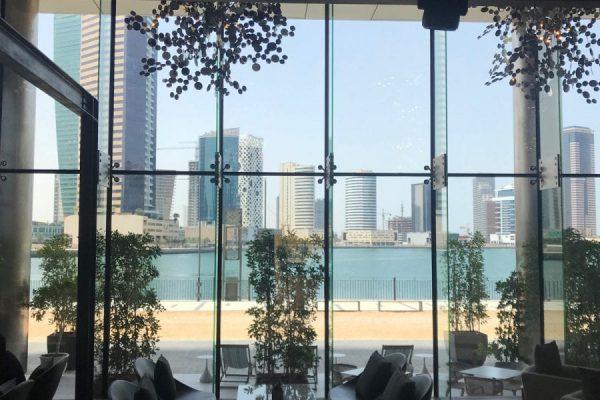 Dubai Renaissance view