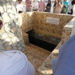 The falaj, a traditional Omani irrigation channel