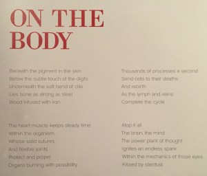 on-the-body-poem