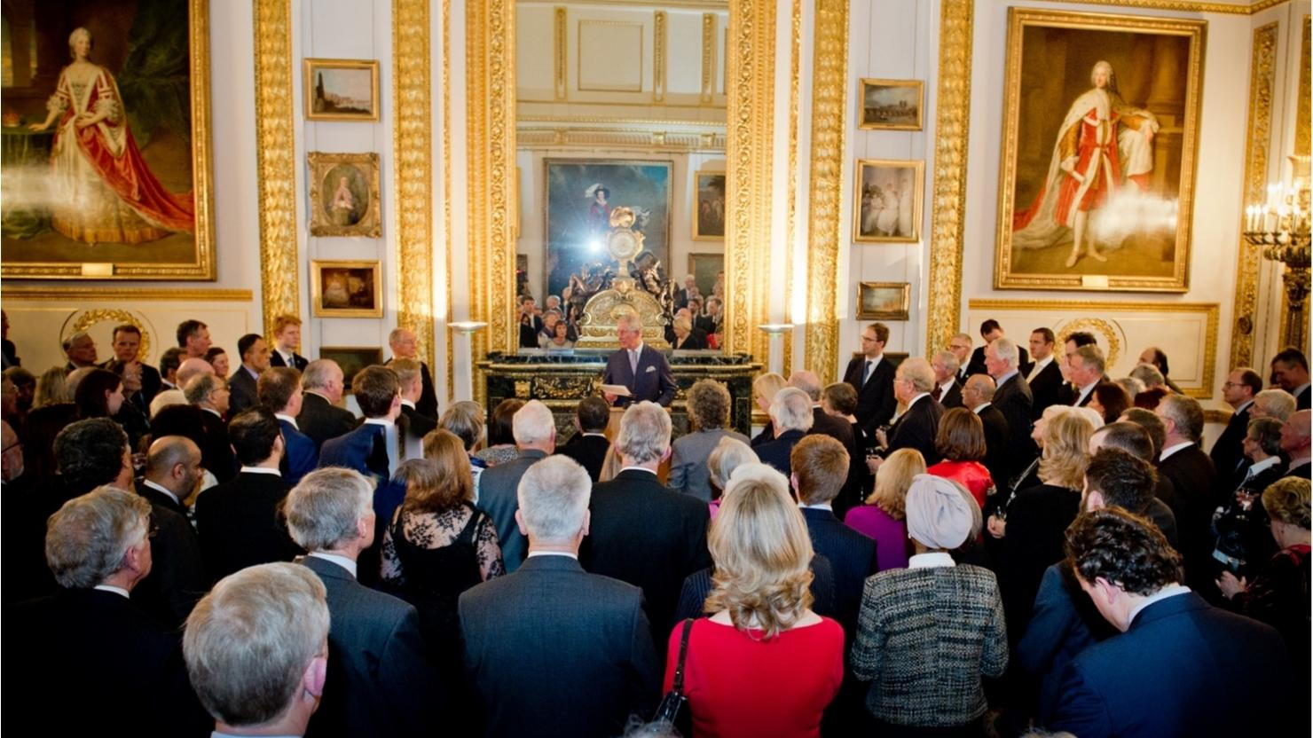 Prince Charles pays tribute to