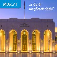 Muscat - a régről megőrzött titok!