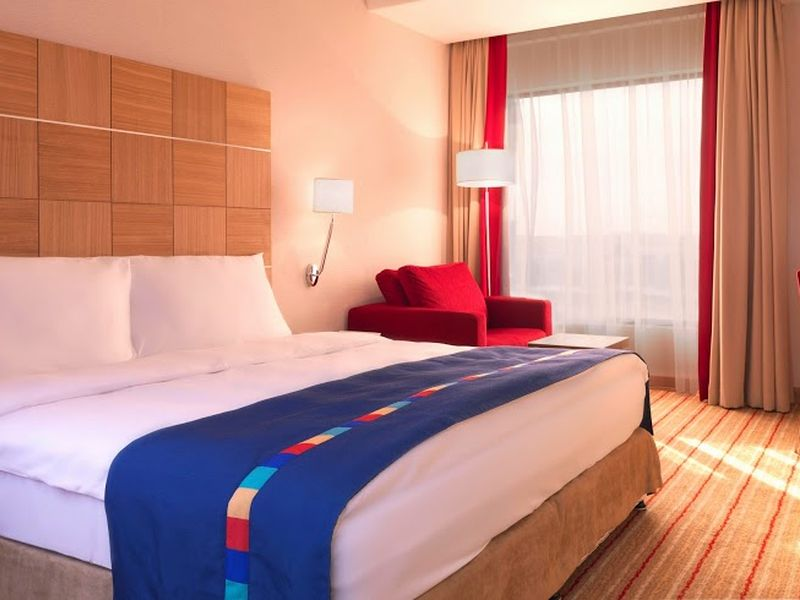 Park Inn by Radisson Muscat_standard room