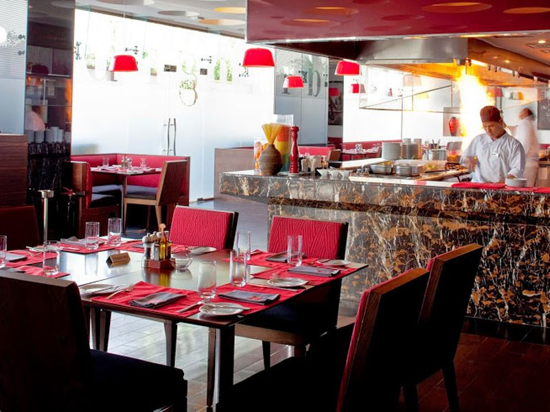 RBG Grill ( Park Inn by Radisson Muscat )