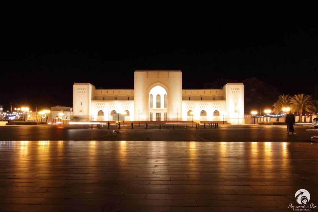 Ománi Nemzeti Múzeum Muscat