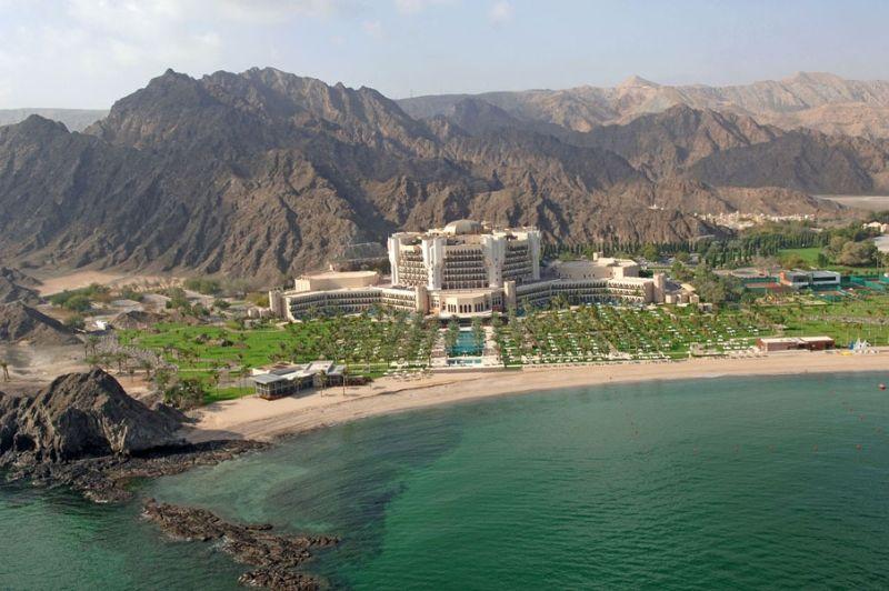 Al Bustan palace 3