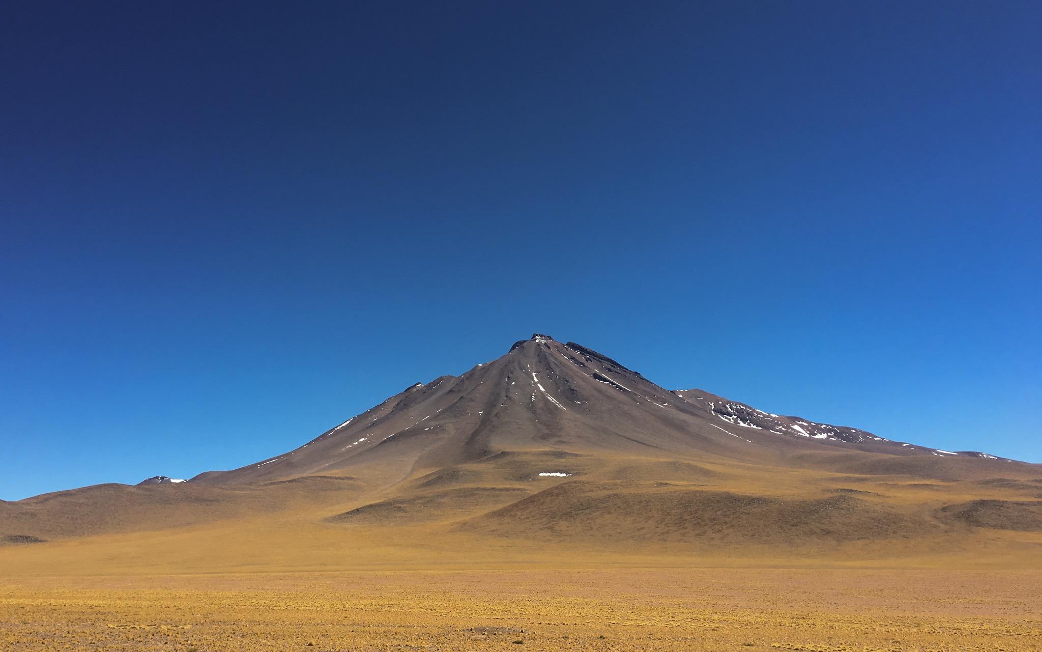 Vulcão Lincancabur, Deserto do Atacama, Chile