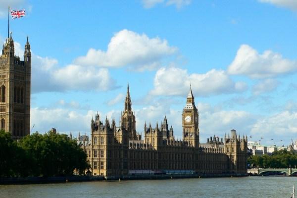 Londres - Big Ben e Parlamento