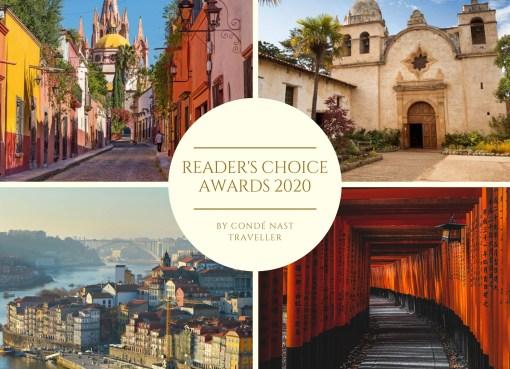 Reader's Choice Awards 2020