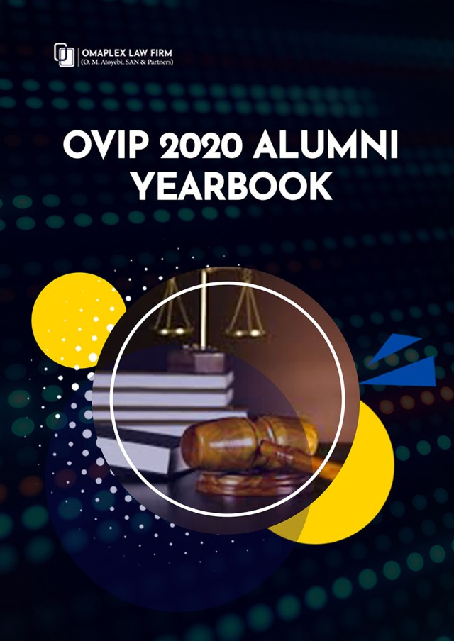 OVIP yearbook