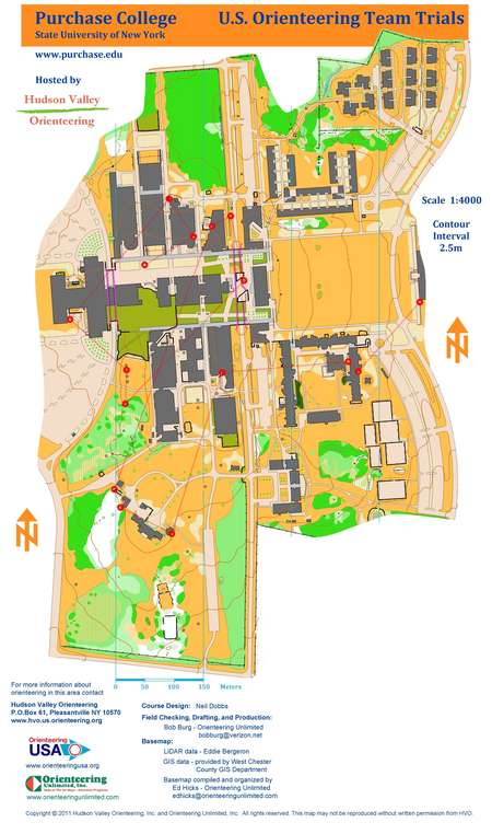 U Of O Maps : Trials, Sprint, Purchase, Orienteering, Misc., Events