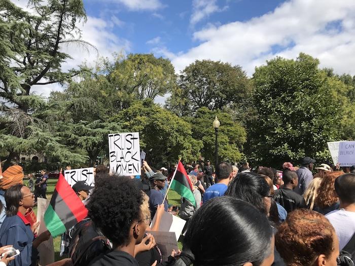 Photo: Rally